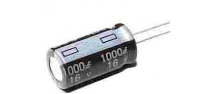 خازن های الکترولیتی 16 ولتی