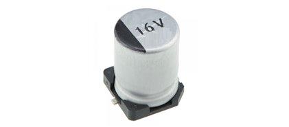 خازن های الکترولیتی 16 ولت SMD