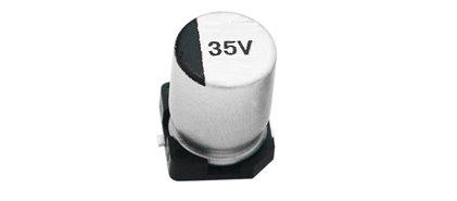 خازن های الکترولیتی 35 ولت SMD