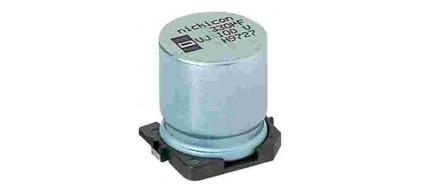 خازن های الکترولیتی 4 ولت SMD