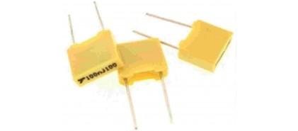 خازن MKT با ولتاژ 100 ولت