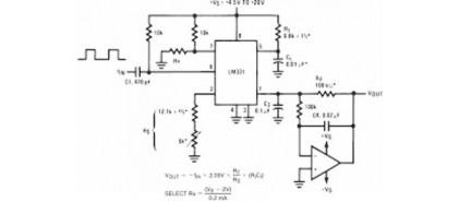 مبدل ولتاژ به فرکانس و بالعکس