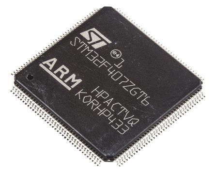 میکرو کنترلر STM32F407ZGT6